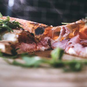 Pizza La Calzone