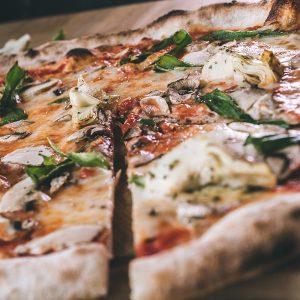 Pizza Végétariana